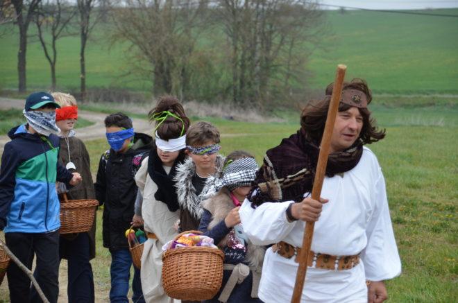 Cesta Slovanů z pravlasti