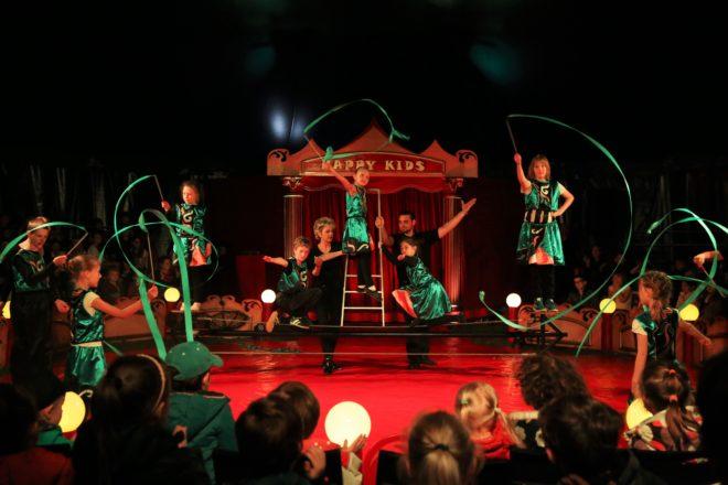 Cirkusová představení