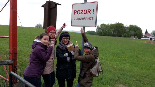 Žáci ZŠ Záhoří na česko-německém divadelním projektu