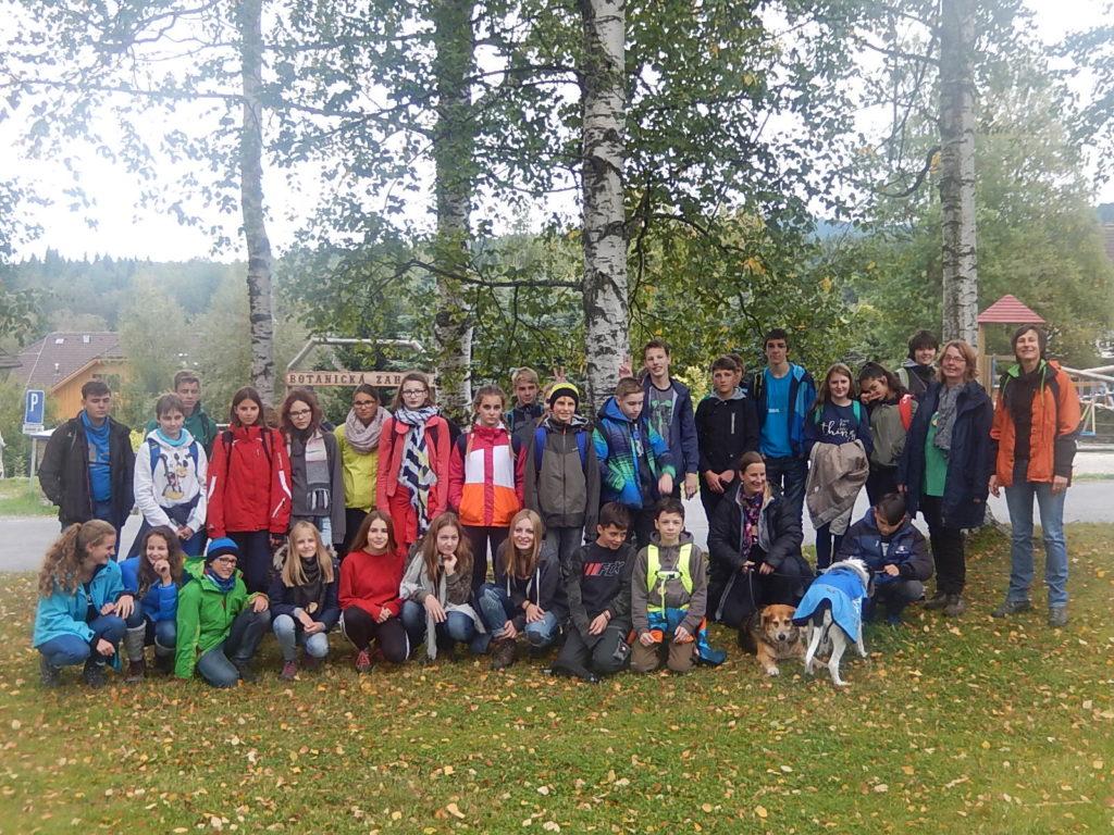 S norimberskou skupinou znovu - v Prášilech
