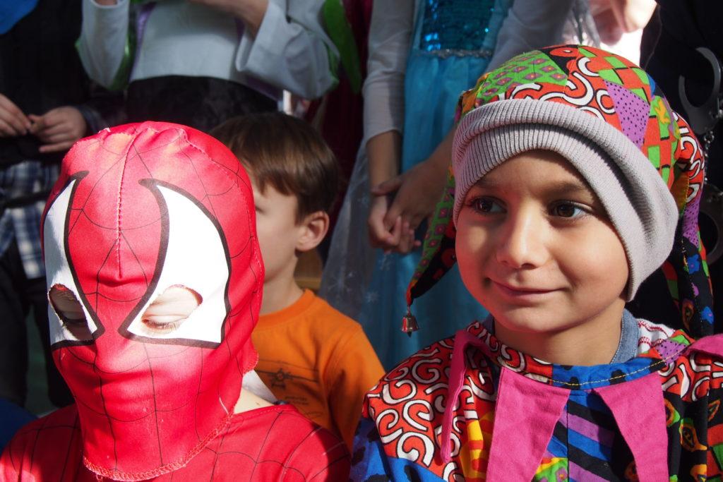 Karneval ve školní družině 20.2.2019