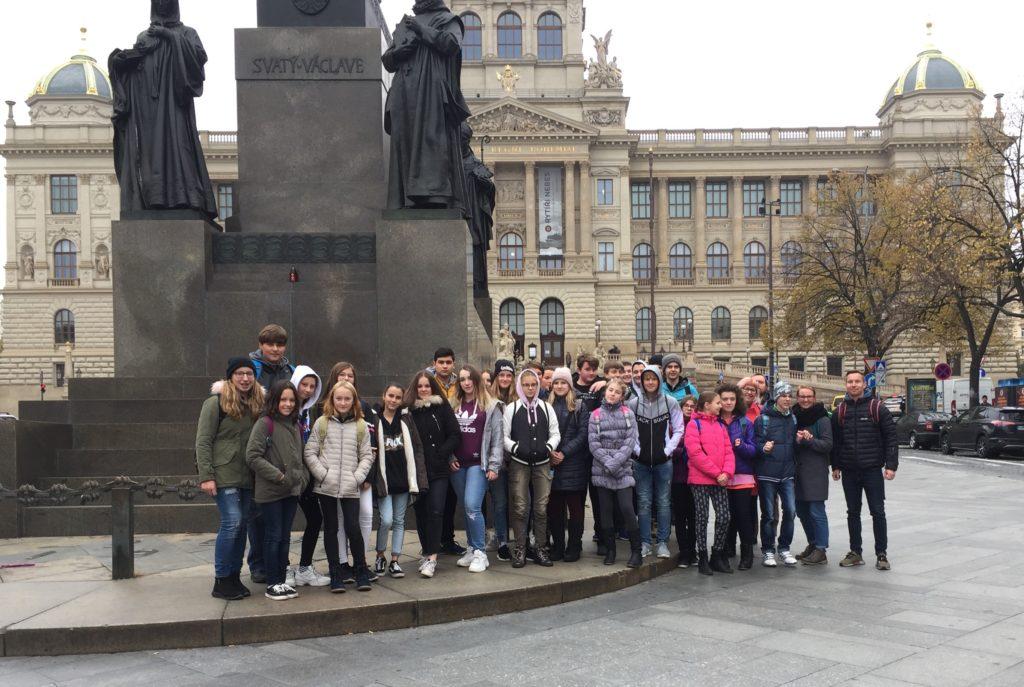 Na svatého Martina do Prahy
